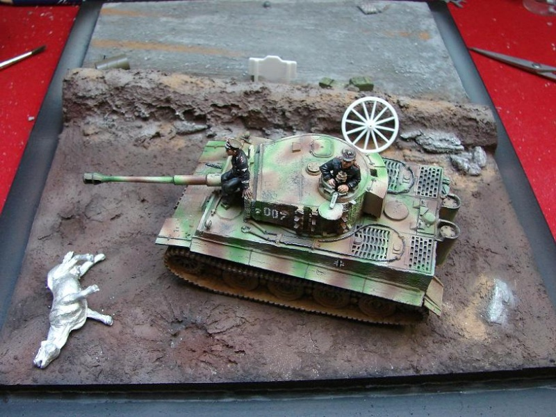 Wittmann's TIGER  [Warlord Games/Bolt Action - 28mm] - Page 2 Dsc01445
