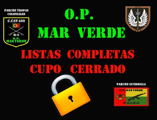 Operación Mar Verde  20/07/14. 55010