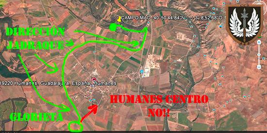 Como llegar a campo MAC (Humanes de Guadalajara) Campo-11