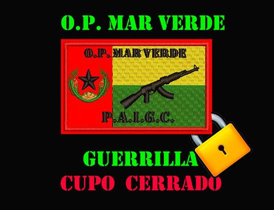 Operación Mar Verde  20/07/14. Cupo-g10