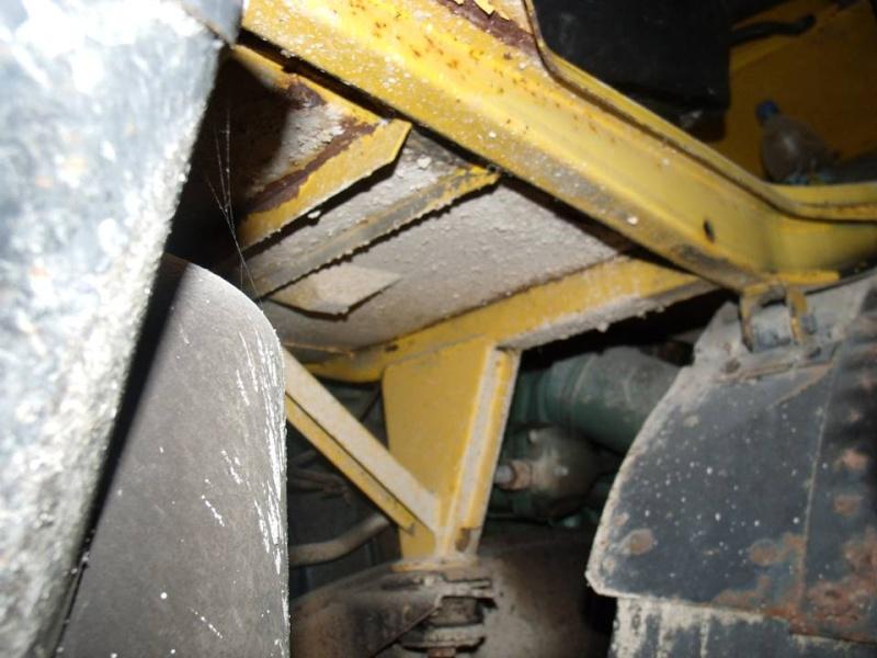 Changement cabine 416 Cabine11