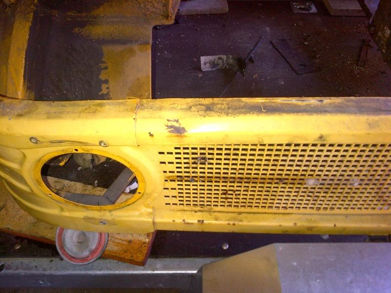 Changement cabine 416 Waldwi13