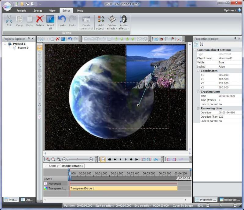 VSDC Free Video Editor 6.3.1.939 110