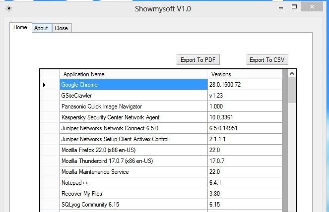 Showmysoft 2.0 1606-110