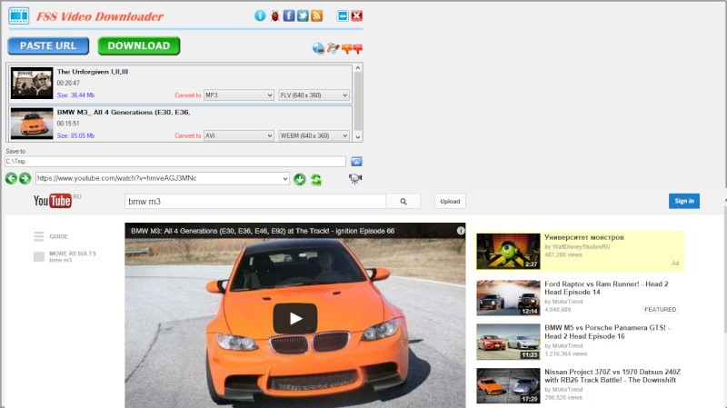 FSS Video Downloader 5.0.2.6 - Κατεβάστε βίντεο από διάφορες ιστοσελίδες Fulldo10