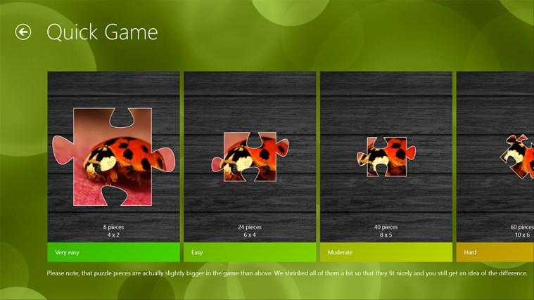Jigsaw Puzzles HD - Παιχνίδι παζλ Screen50
