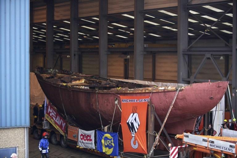 bateau du grand Jacques 68819012