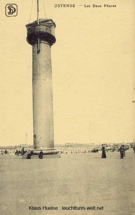 les phares en mer et à terre (1) - Page 5 Ostend10