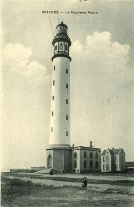 les phares en mer et à terre (1) - Page 5 Ostend12