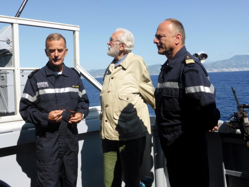 [Sujet unique] 70ème anniversaire du débarquement en Provence - Page 4 Amiral10