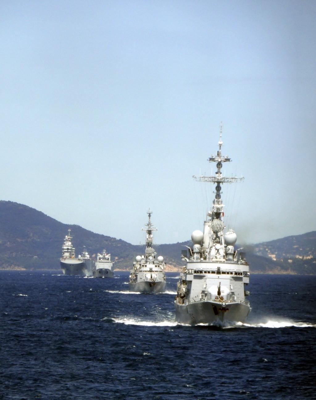 [Sujet unique] 70ème anniversaire du débarquement en Provence - Page 4 Armada14