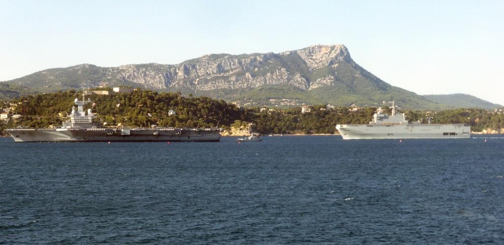 [Sujet unique] 70ème anniversaire du débarquement en Provence - Page 4 Armada20