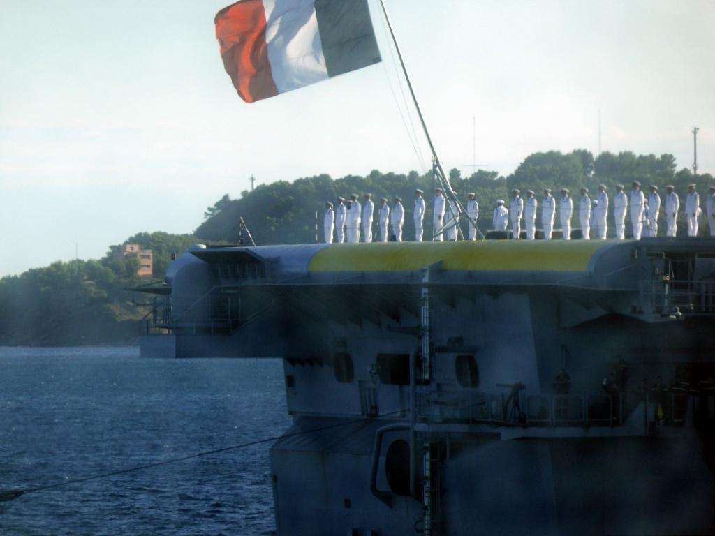 [Sujet unique] 70ème anniversaire du débarquement en Provence - Page 4 Arrivy11