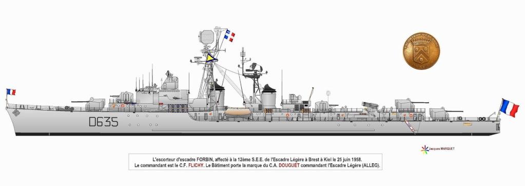 ESCORTEUR D'ESCADRE FORBIN 1/400 Forbin14