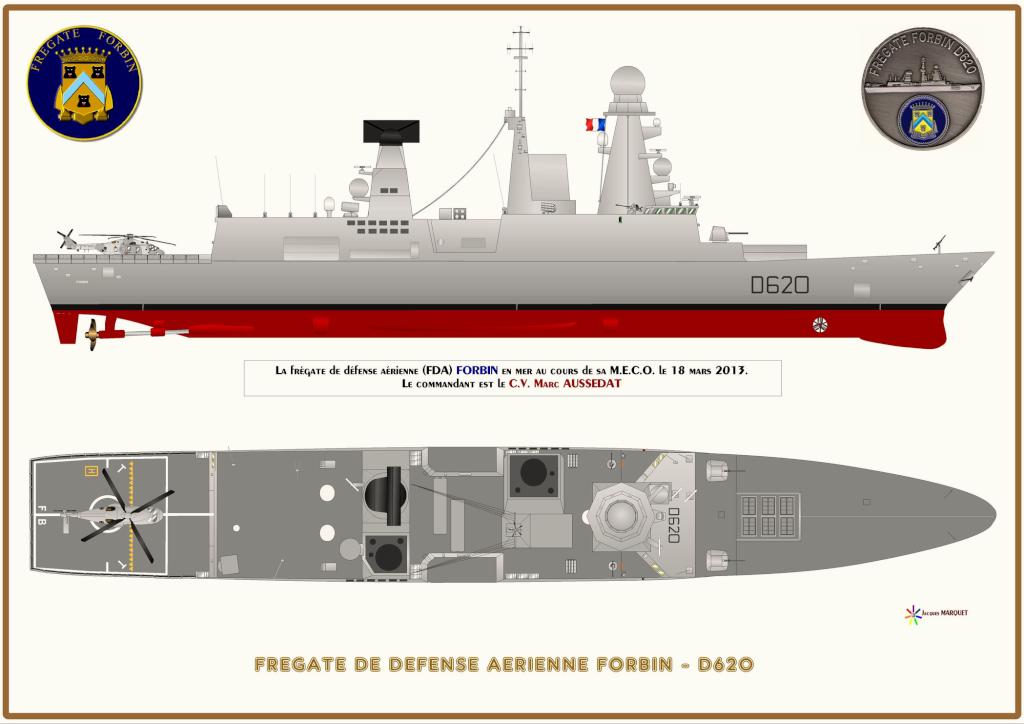 FORBIN  D620 (fregate) - Page 13 Poster10