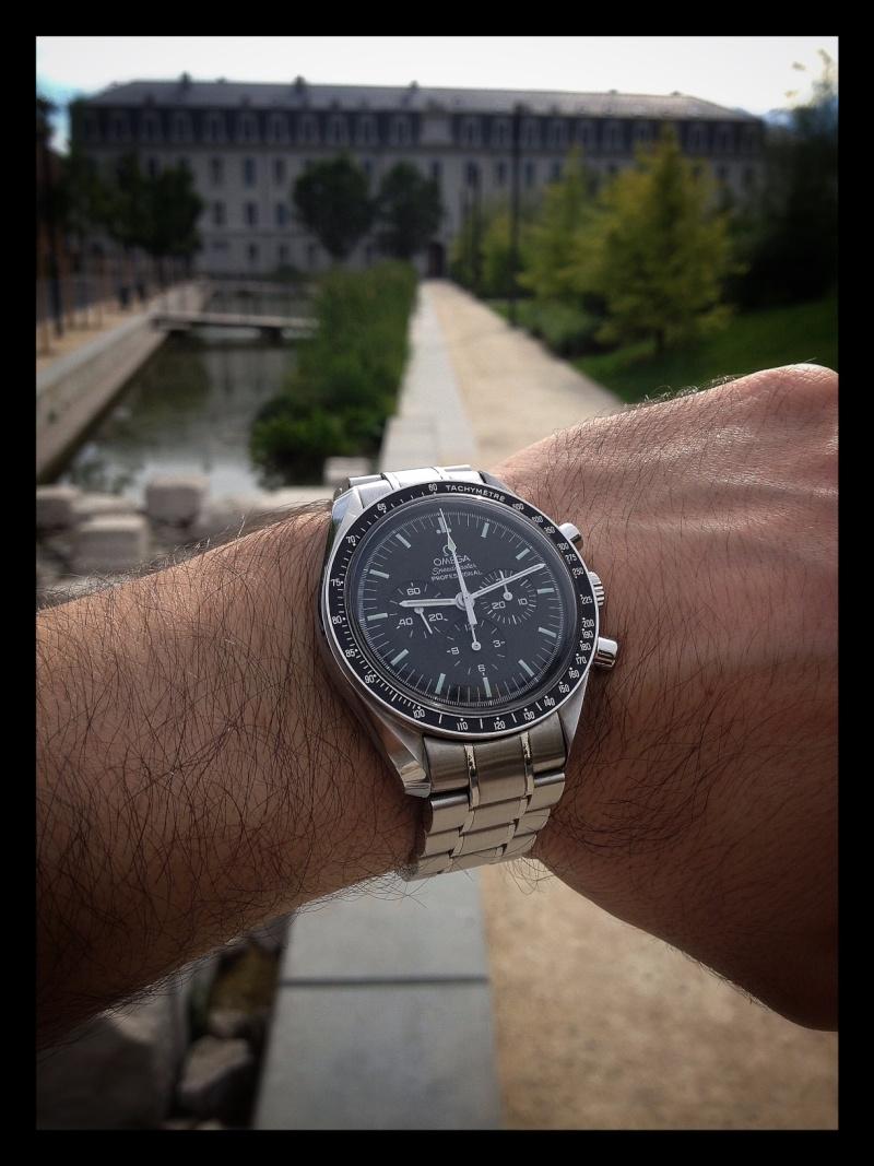 Essai bordelais de 7 chronographes au poignet... - Page 2 Omega211