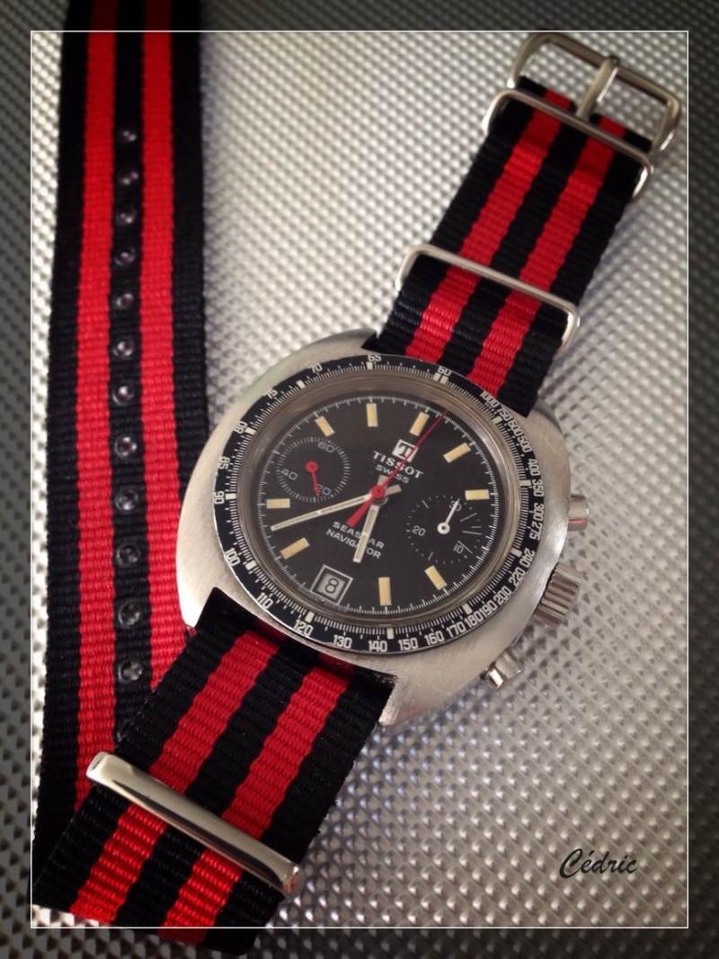 Feu de vos montres sur Nato Picker41