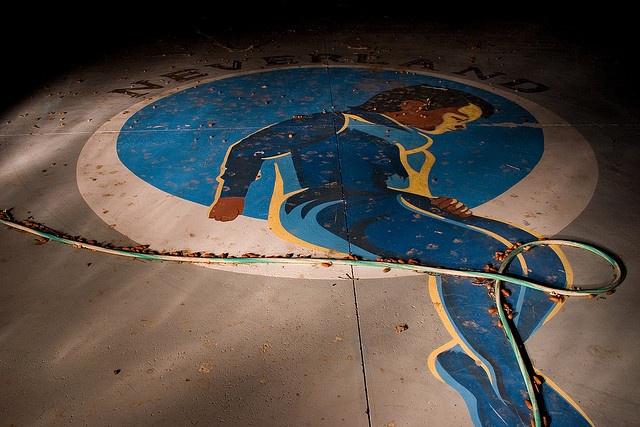 Visita a Neverland, il ranch abbandonato di Michael Jackson 3_bmp10