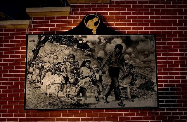 Visita a Neverland, il ranch abbandonato di Michael Jackson 5_bmp10