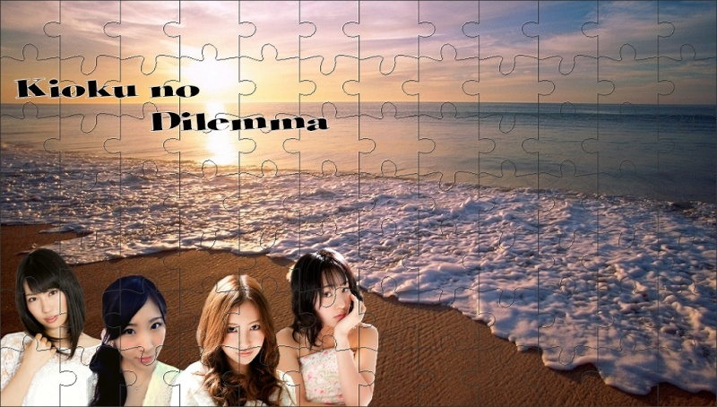 [Stage: AKB48] Kioku no Dilemma - Page 2 Puzzle10