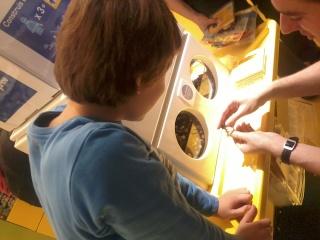 [Blog] Au LEGO Store avec les membres de Bionifigs Partie 2 :) 2012-130