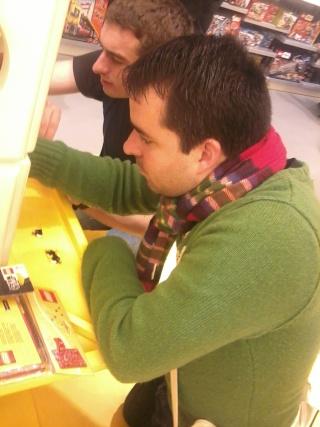 [Blog] Au LEGO Store avec les membres de Bionifigs Partie 2 :) 2012-131