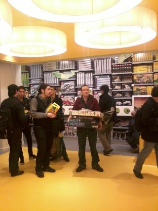 [Blog] Au LEGO Store avec les membres de Bionifigs Partie 2 :) 2012-134