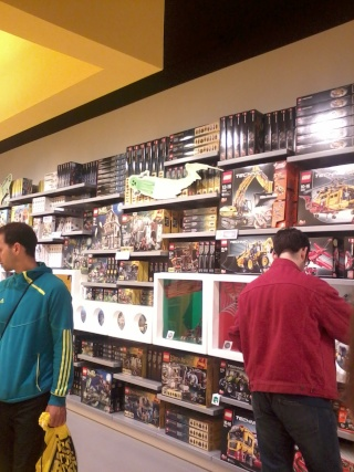 [Blog] Au LEGO Store avec les membres de Bionifigs Partie 2 :) 2012-135