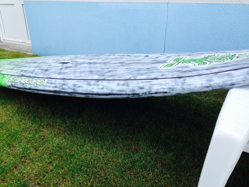 Vend Starboard 9 x 29 Brushed carbon Photo_17