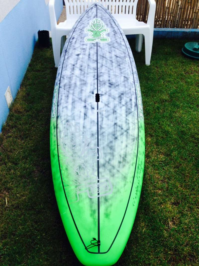 Vend Starboard 9 x 29 Brushed carbon Photo_18
