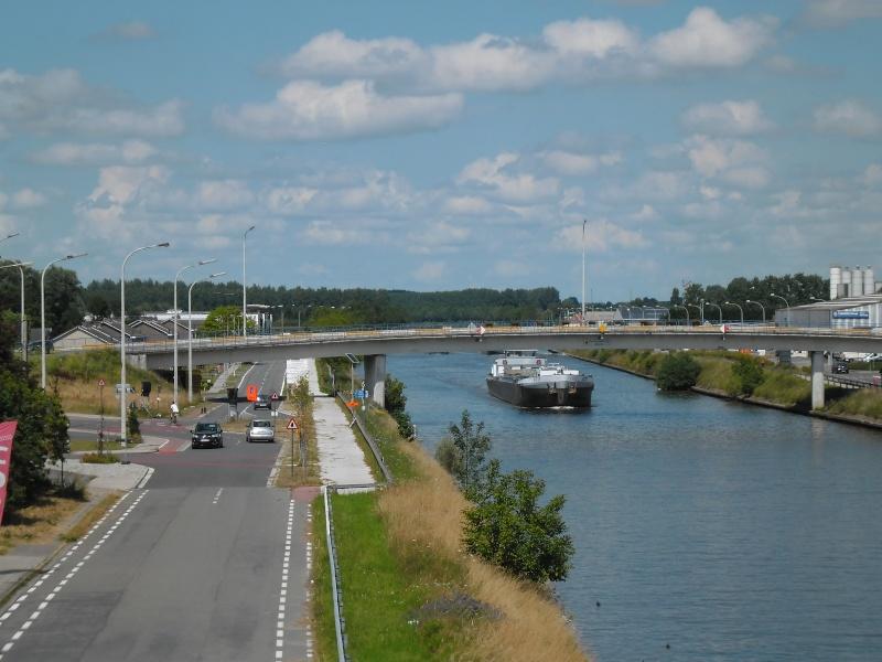 Schipdonkkanaal Deinze - Eeklo (Fietssnelweg F422) - Knokke (of Afleidingskanaal van de Leie) Vakant13