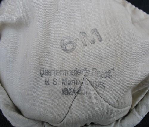 Les tenues de cérémonie de l'US Marine Corps 1393_610