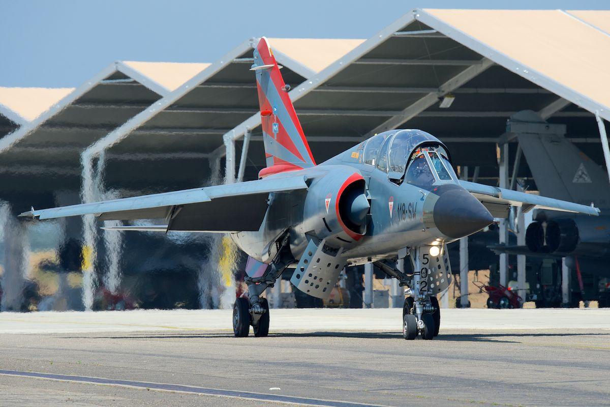 DEBRIEFING Retrait du F1 JEUDI 12 JUIN 2014  Mirage16