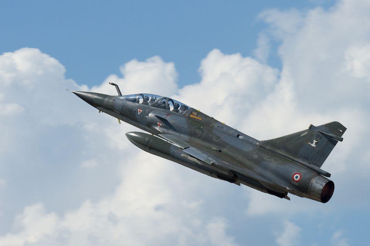 DEBRIEFING Retrait du F1 JEUDI 12 JUIN 2014  Mirage18