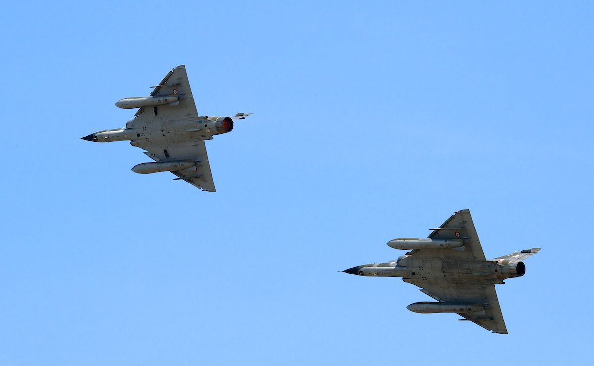 DEBRIEFING CAZAUX MEETING  21 et 22 juin Mirage34