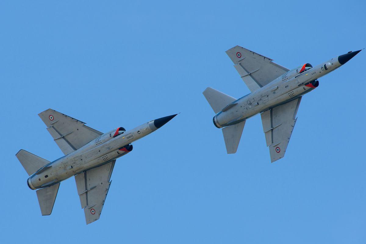 DEBRIEFING CAZAUX MEETING  21 et 22 juin Mirage35