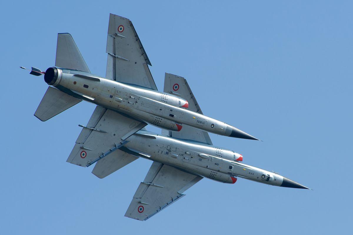DEBRIEFING CAZAUX MEETING  21 et 22 juin Mirage36