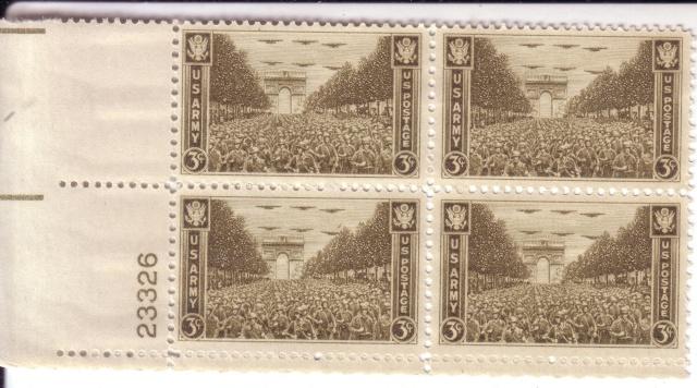 Les Etats-Unis dans la guerre. Usa_1918