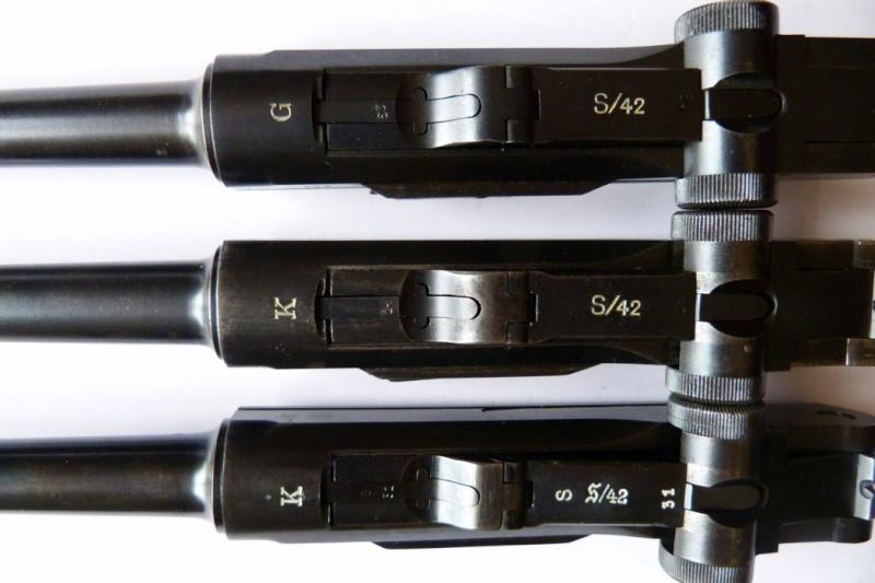 Luger 1934 deuxième variation Mauser10