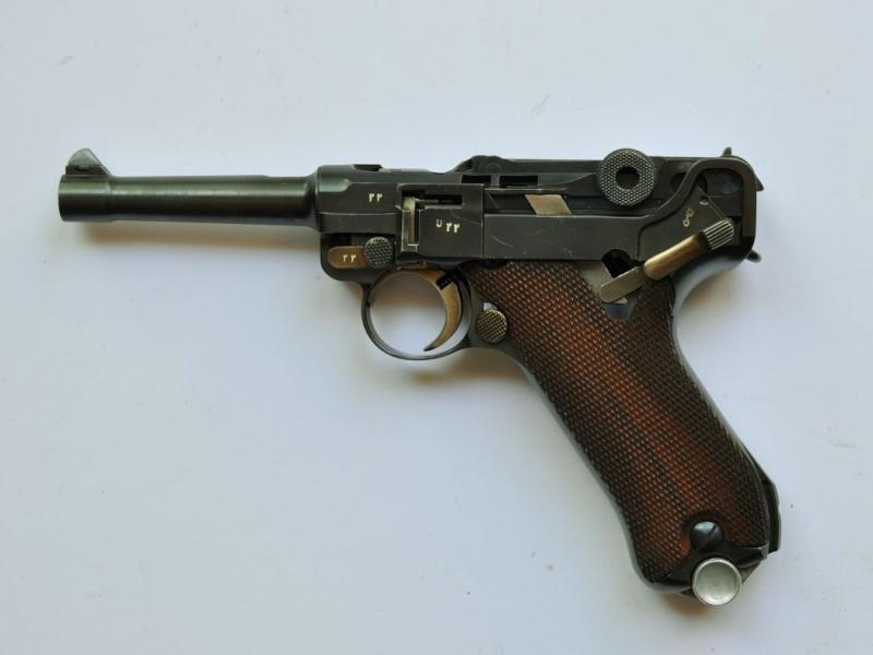 Parabellum Perse Mauser22