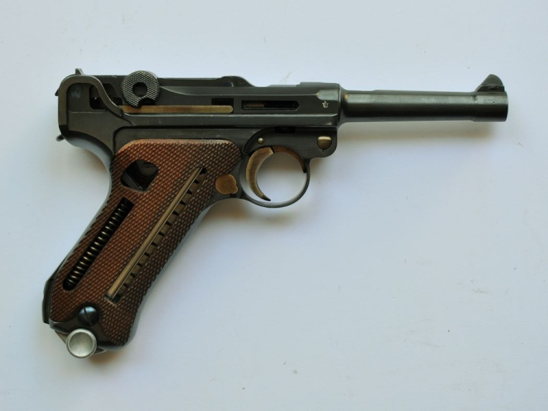 Parabellum Perse Mauser23