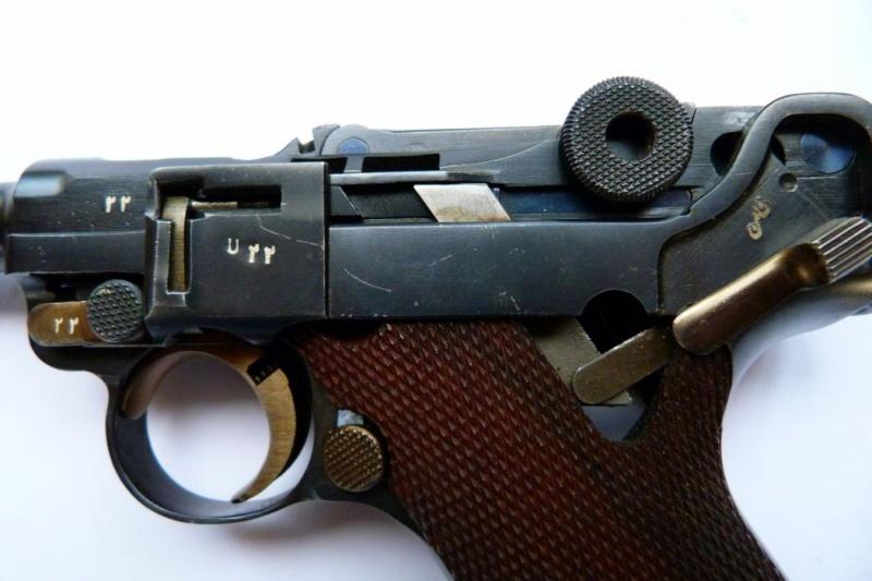 Parabellum Perse Mauser24