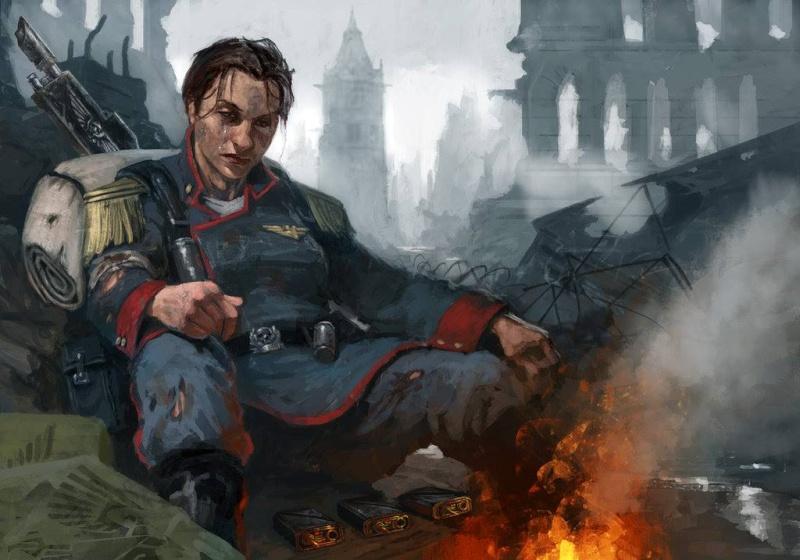 [W40K] Collection d'images : La Garde Impériale - Page 4 Mordia10