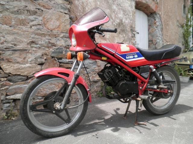 nostalgie : Honda MB80 et vous ? quelle première petite cylindrée ? P6110010