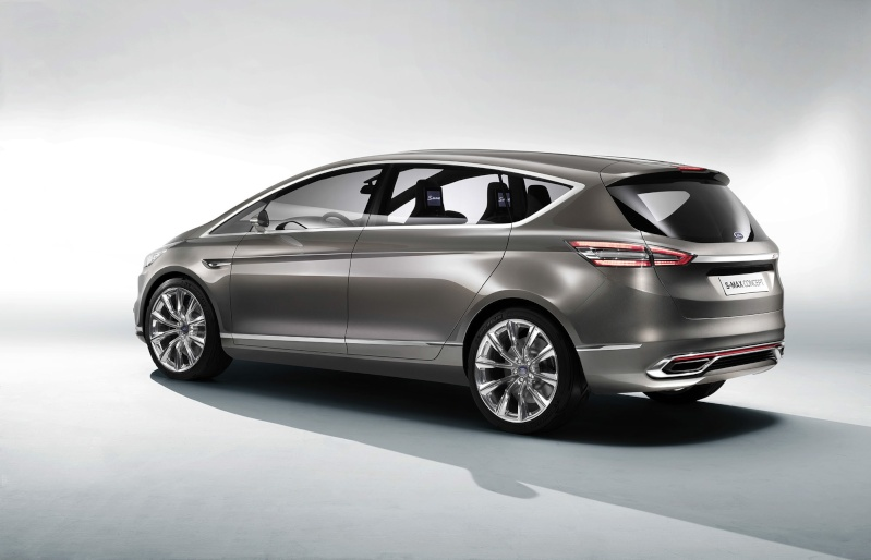 2014 - [Ford] S-Max II - Page 3 Francf10