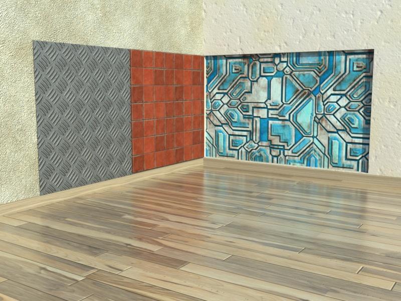 Filter Forge - création de textures Parque13