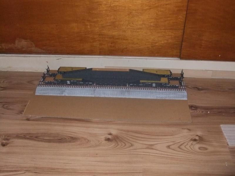 """Deutsches 80cm K(E) Eisenbahngeschütz """"Dora"""" in 1/72 von Hobby Boss - Seite 2 Dscf0910"""