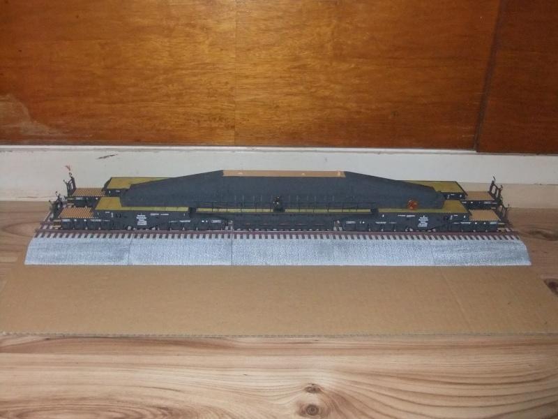 """Deutsches 80cm K(E) Eisenbahngeschütz """"Dora"""" in 1/72 von Hobby Boss - Seite 2 Dscf0913"""