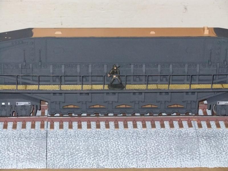 """Deutsches 80cm K(E) Eisenbahngeschütz """"Dora"""" in 1/72 von Hobby Boss - Seite 2 Dscf0914"""