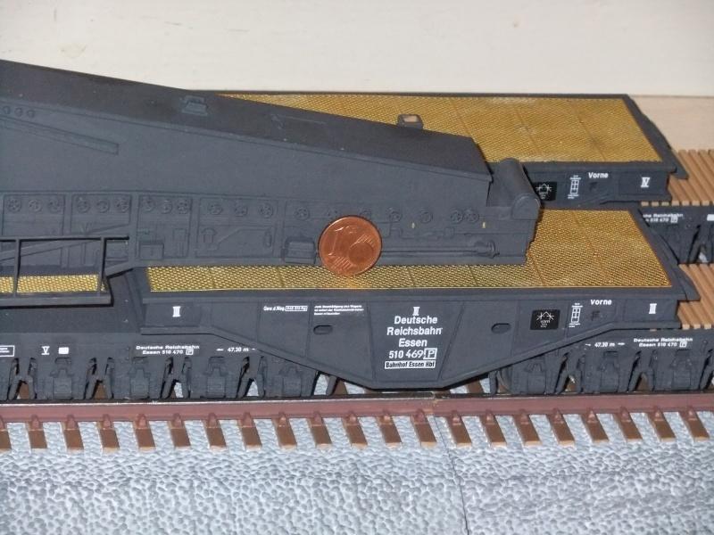 """Deutsches 80cm K(E) Eisenbahngeschütz """"Dora"""" in 1/72 von Hobby Boss - Seite 2 Dscf0916"""